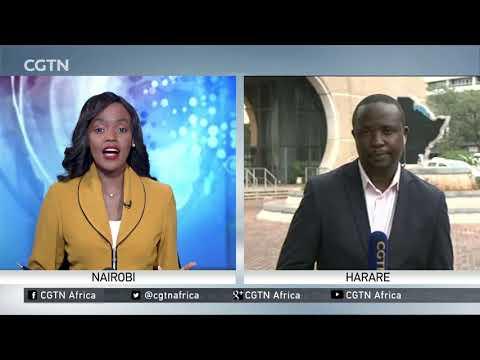 Robert Mugabe sacked as leader of ruling ZANU-PF party