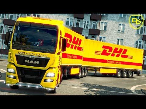 Der XXL MAN TGX EURO 6 - Euro Truck Simulator 2 #17 - Daniel Gaming - Deutsch