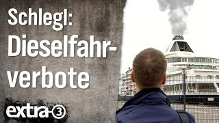 Schlegl in Aktion: Diesel-Fahrverbote in Hamburg