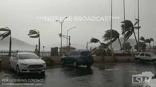 09 6 2017 St Thomas USVI Hurricane Irma