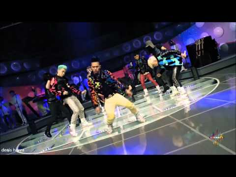 BIGBANG - FANTASTIC BABY(LIVE HD) YG On Air