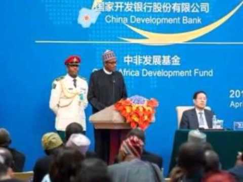 President Muhammadu Buhari Addresses China-Nigeria Business Forum