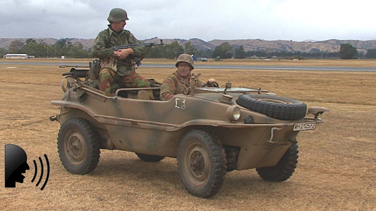 Used Cars For Sale Germany Military: WW2 Amphibious Car