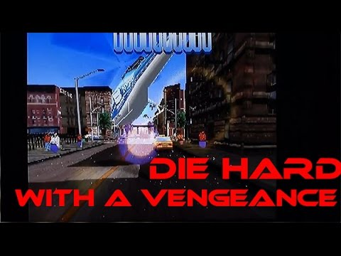 Die Hard With A Vengeance on PS1. Played badly + commentary
