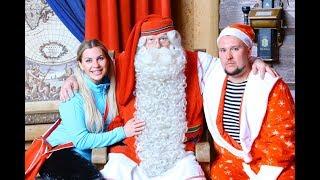 Новогодняя Сказка в Лапландии
