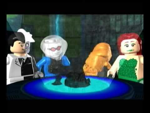 Lego Batman Chapter 1 The Riddler S Revenge Youtube