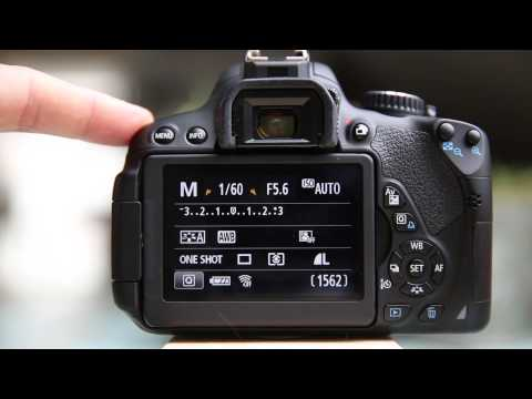 How-to back button focus on the Canon T4i, T5i, T6i, T6s