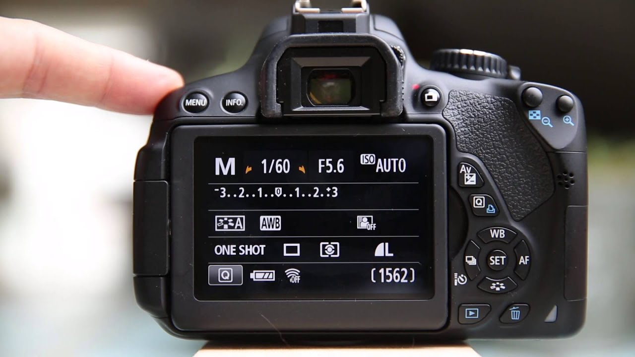 how to back button focus on the canon t4i t5i t6i t6s youtube rh youtube com canon t4i manual pdf canon t3i manual mode