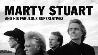 Marty Stuart - Uncloudy Day featuring The Staple Singers  - Saturday Night / Sunday Morning