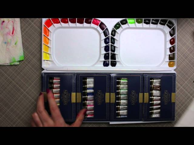 Mijello Mission Gold Watercolor | First Impression/Unboxing