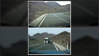 Investigado por realizar un adelantamiento peligroso en Gran Canaria
