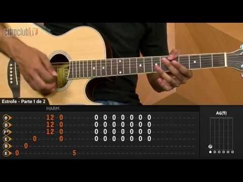 In Your Atmosphere - John Mayer (aula de violão)