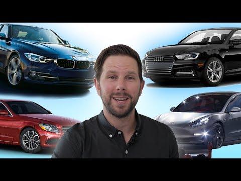 Tesla Model 3 vs Competitors