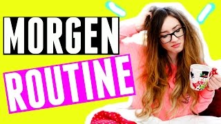 Meine MORGENROUTINE 2016 Winter - Ticken typische Mädchen so?! (schule) Rebekah Wing