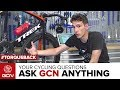 How Often Should You Lubricate A Bike Chain? | Ask GCN Anything Cycling - Maintenance Special
