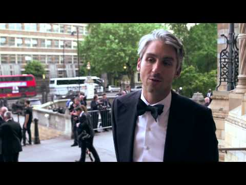 George Lamb  Interview, London Collections Men Day 1