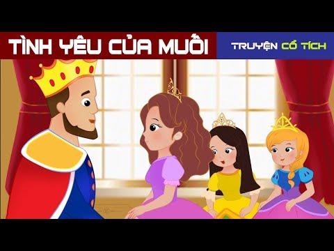 Tình Yêu Của Muối   Chuyen Co Tich   Truyện Cổ Tích Việt Nam Hay Nhất
