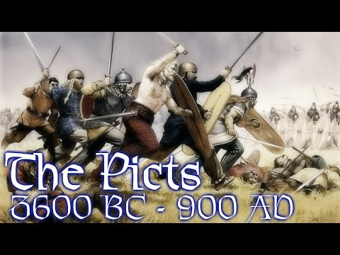 The Picts: Historical Timeline [3600 BC - 900 AD]