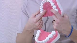 видео Патология почек - усыхание рук, проблемы с дёснами, глазами, ушами, щитовидкой (Огулов А