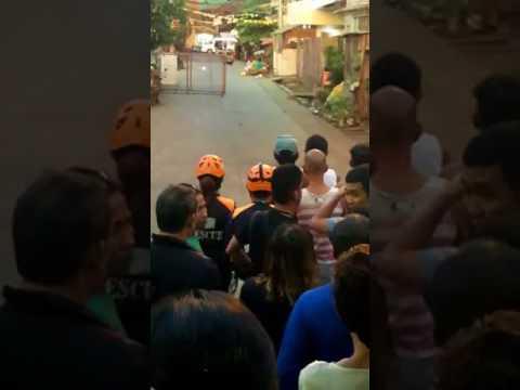 Mayor Parojinog house, Actual Raid in OZAMIZ City
