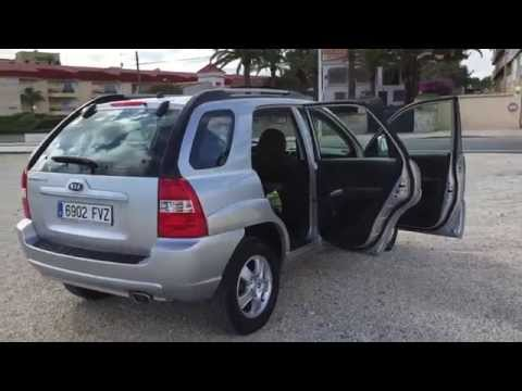 2007 KIA SPORTAGE 2.0 CONCEPT 5dr FOR SALE IN SPAIN