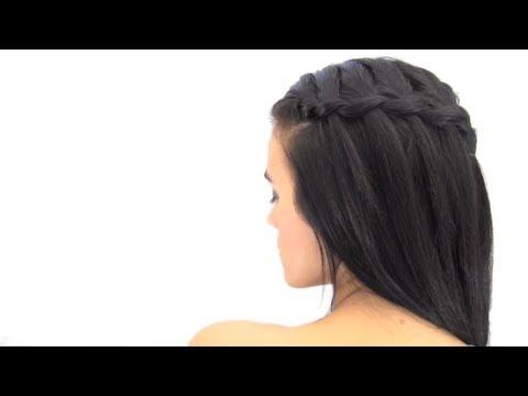 Peinados Faciles Con Trenzas Youtube