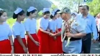 KNU and Burmese Government Peace Talk Sky Net par1_6.