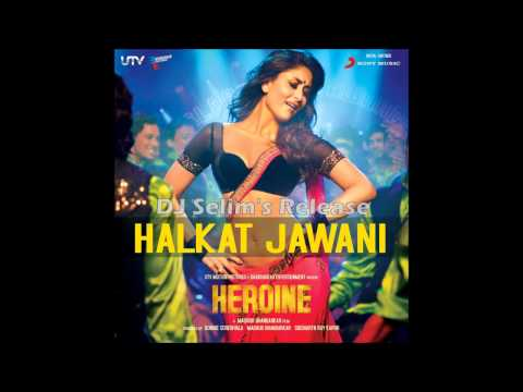 Halkat Jawani Heroine  Sunidhi Chauhan 2012 *Full Song* HD