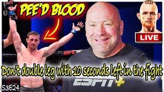 🔴 UFC FIGHT NIGHT 154 / BARE KNUCKLE FC 6 FIGHT WEEK + Kaleb Harris LIVE!