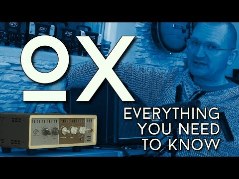 Universal Audio OX - Everything you need to know !!!