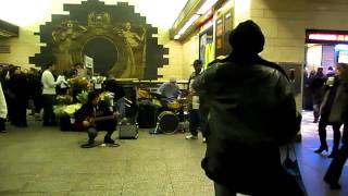 Alex Lodico Ensemble New York  (Pen Station 34 - 2 )