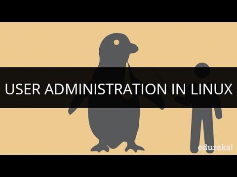 User Administration in Linux | Linux Tutorial for Beginners | Edureka