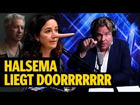 FEMKE HALSEMA LIEGT DOORRRRRR - DE JENSEN SHOW #20