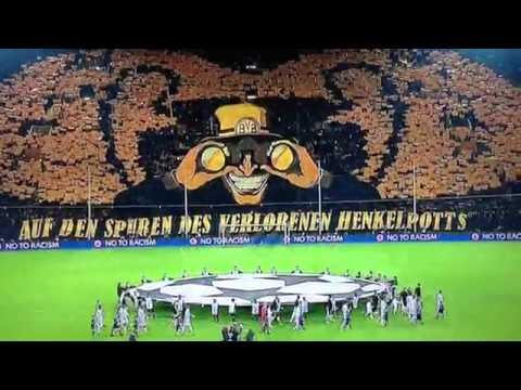 Боруссия дортмунд перфоманс малага