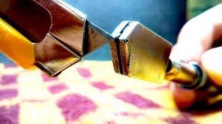 видео Как разрезать стекло