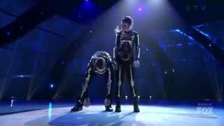 Luther Brown - SYTYCD Season 11 (Carly & Serge)