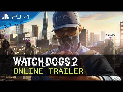 Watch Dogs 2 - Online Trailer | Ubisoft [DE]
