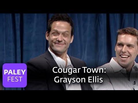Cougar Town  Grayson Ellis Does Impressions Paley Center