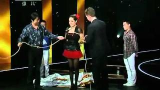 Gypsy Rope Mystery 192