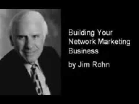 The Law of Averages: Building Your Network Marketing Business: Jim Rohn