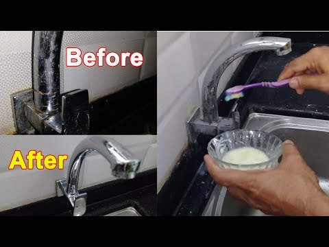 how-to-clean-and-shine-taps-easy-tips-/-kitchen-and-bathroom