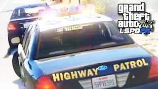 GTA 5 LSPDFR Live! SP #190 - Full Highway Patrol