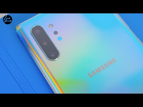 Samsung Galaxy Note 10+ Unboxing & Full Review