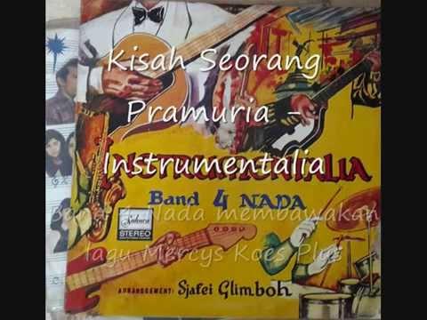 Instrumentalia Band 4 Nada -  Lagu lagu The Mercys dan Koes Plus