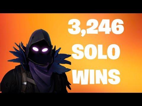 #1 World Record 3,246 Solo Wins | Fortnite Live Stream