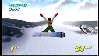 Twisted Edge Extreme Snowboarding | Part 20: Nieno Gameplay