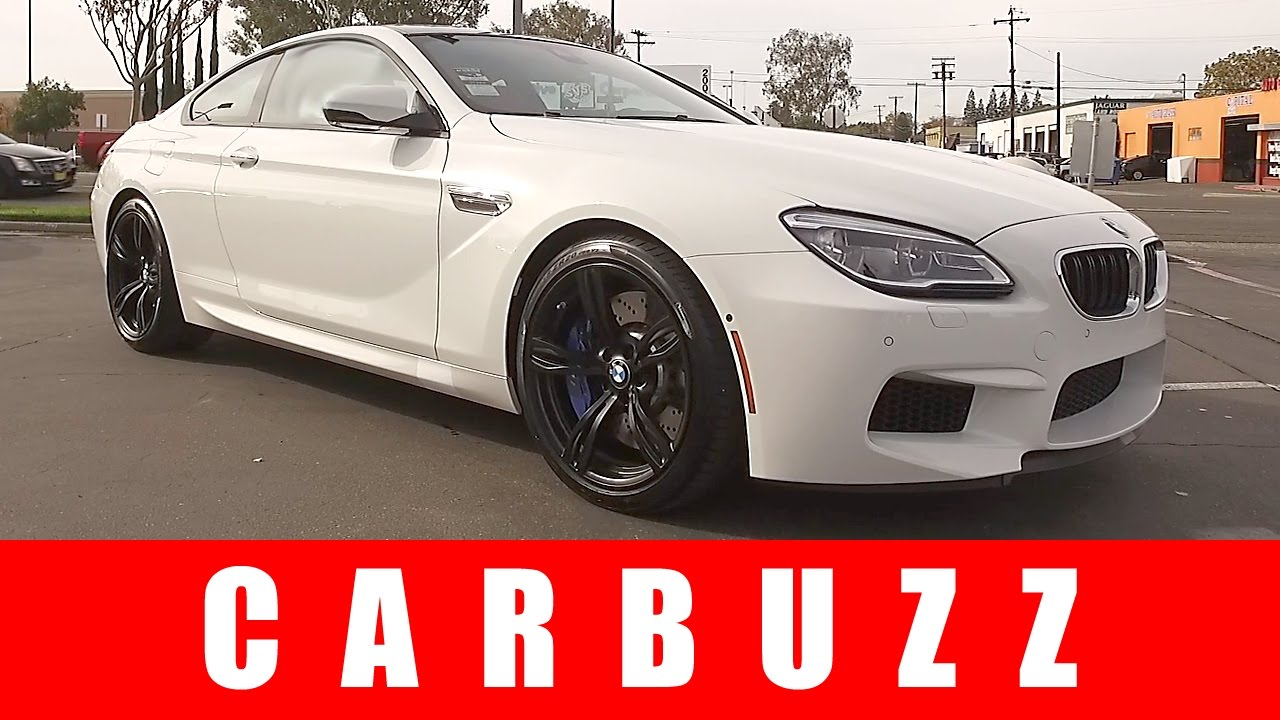Unboxing 2017 BMW M6   The Ultimate Grand Touring Coupe?   YouTube