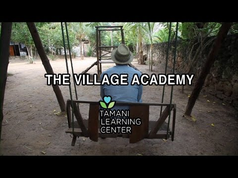 The Village Academy - A dream school in Zanzibar - with Ali Fadhil