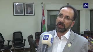 اجتماع في نقابة المعلمين بحضور عدد من النواب لبحث موضوع الإضراب (11/9/2019)