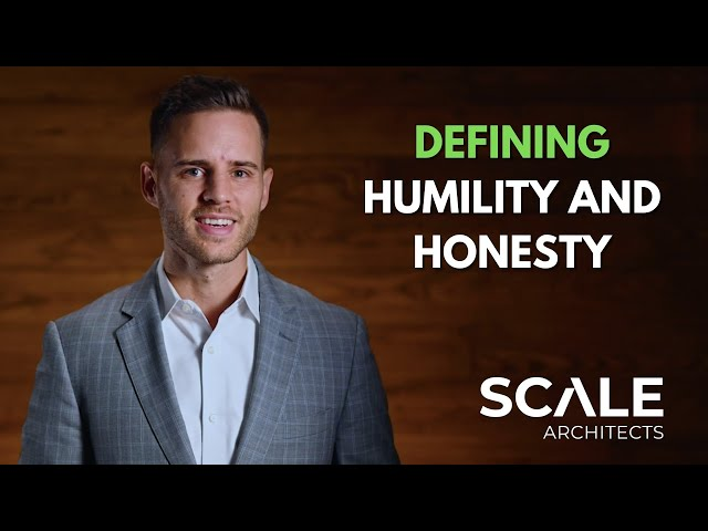 Defining humility and honesty